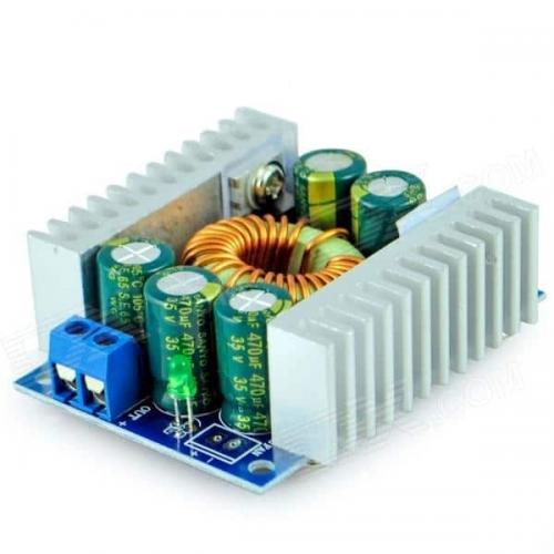 12A adjustable DC DC step down module