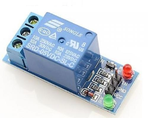 1ch_ _relay_module_with_optocoupler