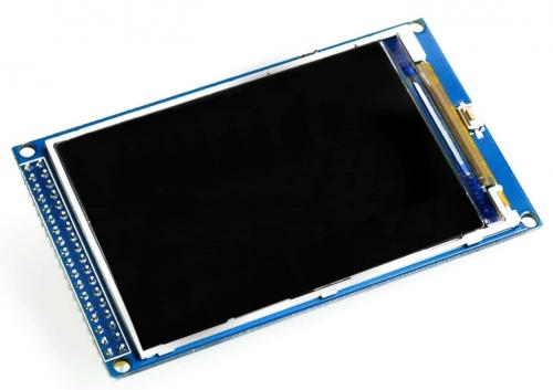 3 2 inch_TFT LCD_screen module Ultra HD 320X480 for Arduino MEGA 2560 R3 Board