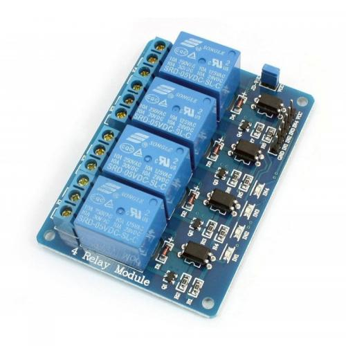 4ch relay_module_with_optocoupler