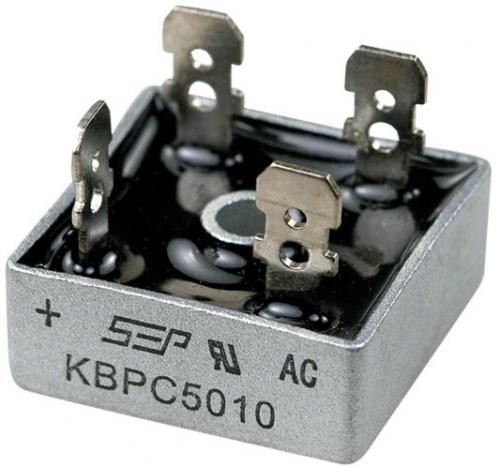 Diode bridge 50a