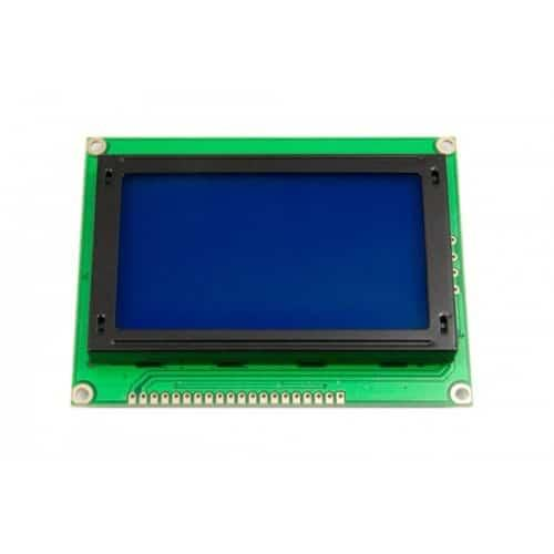 Graphical, lcd, 64x128, blue, 1