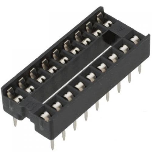 Ic socket 18 pin