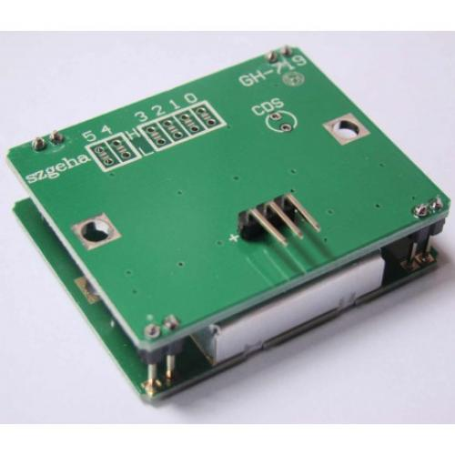 Doppler, microwave, motion, detection, sensor, module, gh, 719, gh719